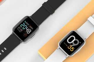 Умные часы Xiaomi Haylou за $15 оснащены цветным экраном, пульсометром и большой батареей